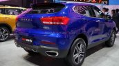 2020 Haval F5 Rear Three Quarters