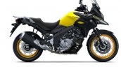Suzuki V Strom 650 Xt Press Right Side