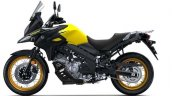 Suzuki V Strom 650 Xt Press Shot Left Side