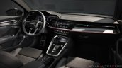 2021 Audi A3 Sedan Dashboard Ambient Light