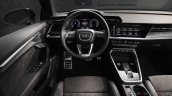 2021 Audi A3 Sedan Dashboard Driver Side