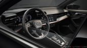 2021 Audi A3 Sedan Interior Ambient Light