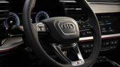 2021 Audi A3 Sedan Steering Wheel