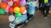 Vespa Vxl 70th Anniversary Edition Rear Three Quar