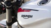 2020 Triumph Street Triple S Details Fuel Tank 399