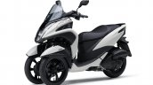 2020 Yamaha Tricity 155 White Front Three Lt