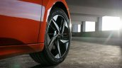 2021 Hyundai Elantra Orange Wheel