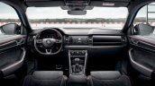 Skoda Kodiaq Rs Challenge Interior Dashboard E907