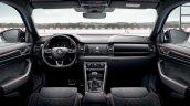 Skoda Kodiaq Rs Challenge Interior Dashboard