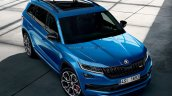 Skoda Kodiaq Rs Challenge Top View 8b1c