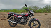 Bajaj Platina 110 H Gear Review Black And Red Jpg