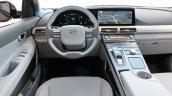 Hyundai Nexo Dashboard Driver Side