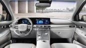 Hyundai Nexo Interior Dashboard