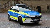 Hyundai Nexo Police Patrol Car