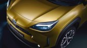 Toyota Yaris Cross Front Fascia