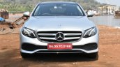 2017 Mercedes E Class Lwb Front First Drive Review