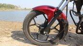 2018 Bajaj Discover 110 Front Wheel First Ride Rev