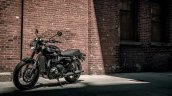 Triumph Bonneville T100 Black Static