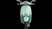 Vespa Primavera Mint Green Front