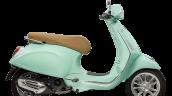 Vespa Primavera Mint Green Rhs