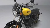 Royal Enfield Meteor 350 Front Three Quarter 05ca