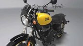 Royal Enfield Meteor 350 Front Three Quarter