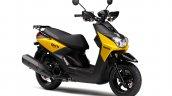 Yamaha Bws 125 Yellow