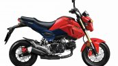 2020 Honda Msx 125 Red Blue Rhs