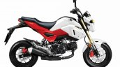 2020 Honda Msx 125 White Red Rhs