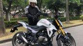 Haojue Dr300 Suzuki Gsx S300 Rhs