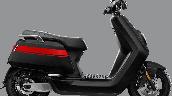 Niu Nqi Gt Electric Scooter Black Red