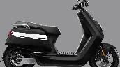 Niu Nqi Gt Electric Scooter Black White