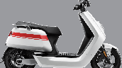 Niu Nqi Gt Electric Scooter White Red