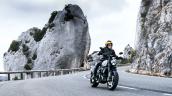 Ducati Scrambler 1100 Pro Action