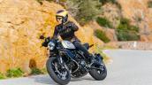 Ducati Scrambler 1100 Pro Action Shot