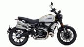 Ducati Scrambler 1100 Pro Rhs