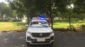 Mg Hector Ambulance Front