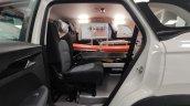 Mg Hector Ambulance Rear Seat