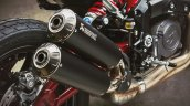 Indian Ftr Carbon Exhaust