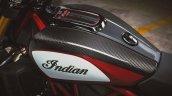 Indian Ftr Carbon Fuel Tank