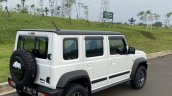 2021 Maruti Gypsy 5 Door Suzuki Jimny Rear