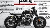 Custom Royal Enfield Interceptor 650 Specs