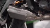 Kawasaki Ninja Zx 25r With Yoshimura Exhaust