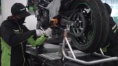 Kawasaki Ninja Zx 25r Yoshimura Exhaust Fitting