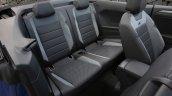 Vw T Roc Cabriolet Rear Seats