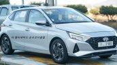 2020 Hyundai I20 Exterior Spy Shot
