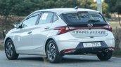 2020 Hyundai I20 Rear Quarters Spied