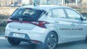 2020 Hyundai I20 Spy Image