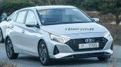 2020 Hyundai I20 Spy Picture Bba3