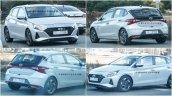 2020 Hyundai I20 Spy Shots 5bf0